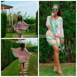 Paula Echevarria vestido Fancy Mohs
